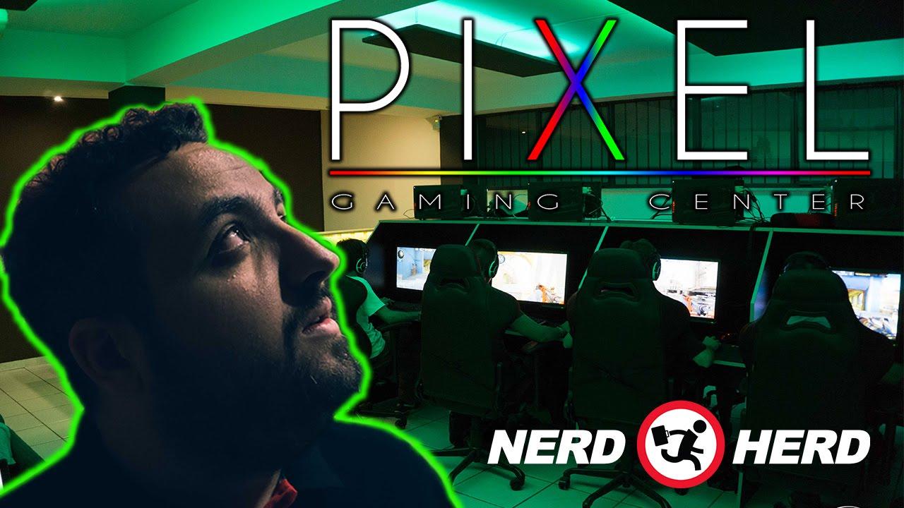 Nerd Herd & PIXEL Gaming Center DAY ONE – L'INIZIO DI UN SOGNO