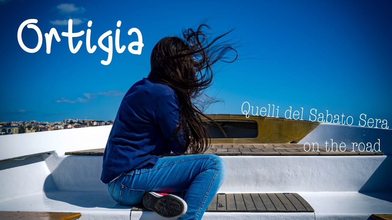 Ortigia – ALTRO CHE CARAIBI – Quelli del Sabato Sera on the road