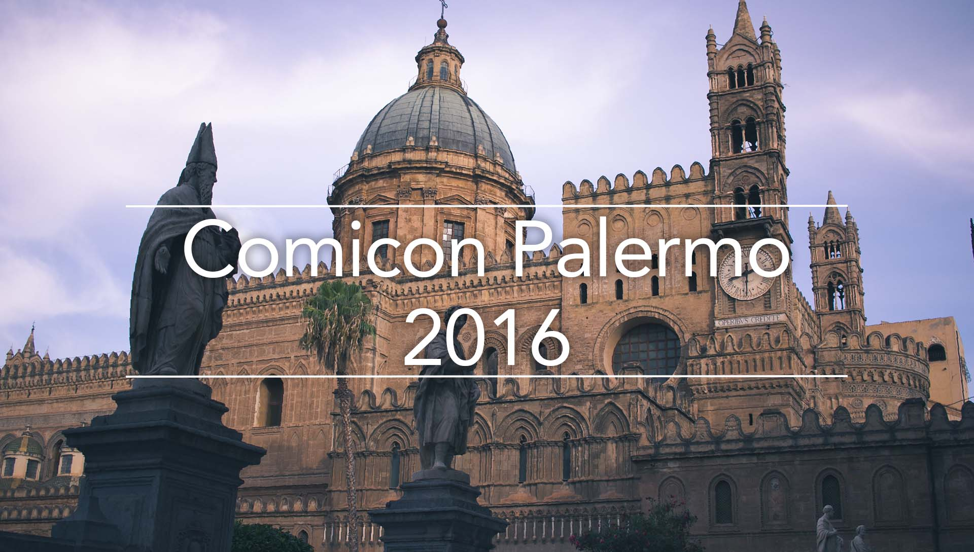 Palermo Comic Convention 2016